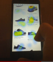 Smart Phone Eye-Tracking
