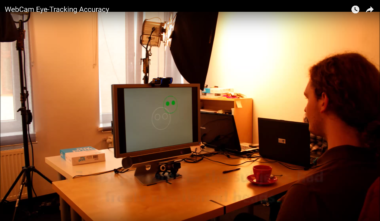 WebCam Eye-Tracking Accuracy