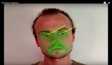 3D Gaze Tracking