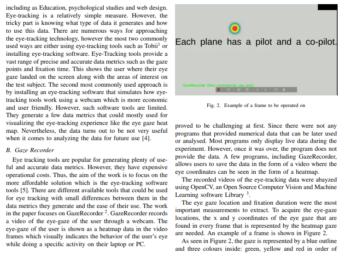 Eye-To-Eye: Towards Visualizing Eye Gaze Data