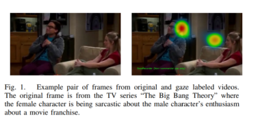Understanding the Attention Model of Humans in Sarcastic Videos